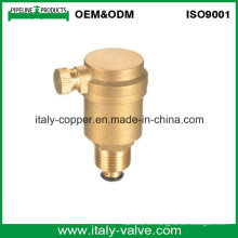 ODM Tipo Latón Válvula de ventilación de aire (IC-3041)