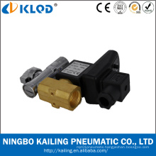 Klpt 2 Way Water Control Electronic Auto Drain Valve