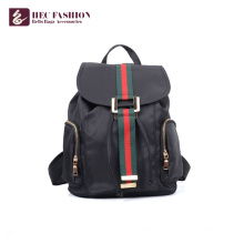 HEC Chine Manufacture Design Simple Teenage School Backpack