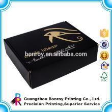 Impresión reciclada de la caja de papel plegable para el empaquetado del zapato