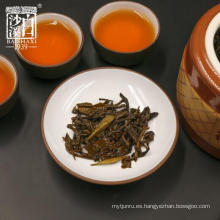 China Hunan Baishaxi Fu Hao té oscuro