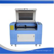 Ck6090 Leather Gloves Wallet CO2 Laser Machine