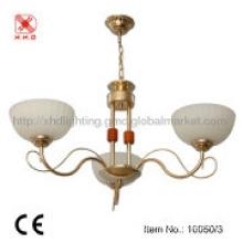 The latest Golden chandelier Lighting for home decoration