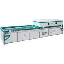 Vakuum-Membran-Pressmaschine