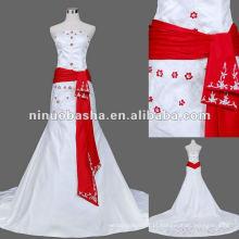 Real Sample Wedding Dress