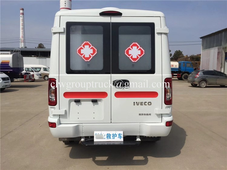 Rescue Ambulance Car6