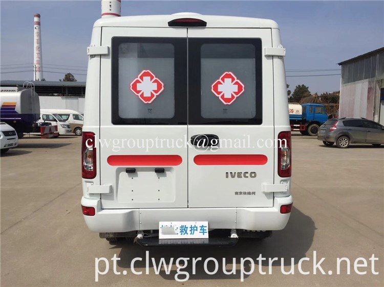Rescue Ambulance Car6
