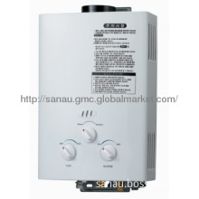 Tankless natural exhaust Gas Water Heater