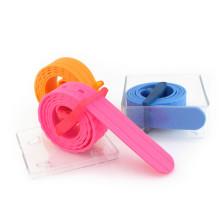 Kundenspezifische Golf Gürtel mit Plastikschnallen