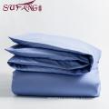 fashion design Luxury hotel Factory Directly High 100%cotton 60s/40s/80s Plain four-piece suit