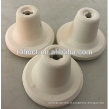 Cuplock de cerâmica com SS310 insultwist pin / washer