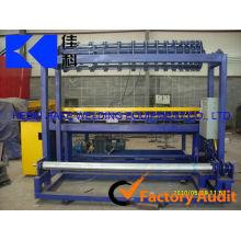 Забор пастбища автоматическая сотка машина(фабрика прямой)/шарнир поле забор машина/ крупного рогатого скота забор машина