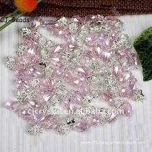 Water Drop Crystal Beads,teardrop crystal beads
