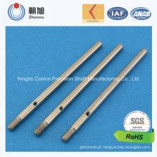 China fornecedor CNC usinagem de eixo de acionamento personalizado