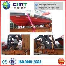 Barco de salvamento aberto e fechado elétrico com preço do competidor CCS ABS