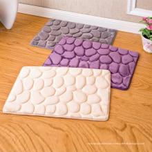tapis rose shaggy 3d bébé rose doux
