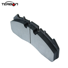 Semi Metallic Heavy Truck Brake Pad for VOLVO