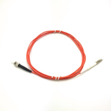 LC TO ST Single multimode OM2 patch cord