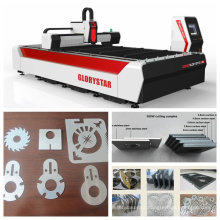 Máquina de corte do laser da fibra do CNC Fot Metal que corta e que processa