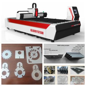 CNC Faser Laser Schneidemaschine Fot Metall Schneiden und Verarbeitung