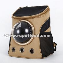pet bag capsule/pet supply/Transparent pet bag