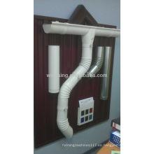TYSING-YD-0453 Máquina formadora de rollos automática completa para canaletas de lluvia
