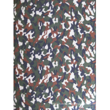 Fy-24 Military 600d Oxford Camouflage Printing Fabric
