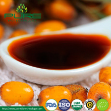Sea Buckthorn Fruit Oil com Omega-7-3-6-9