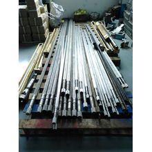 CE&ISO9001 certificate twin-screw screw shaft