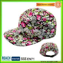 5 Panels Hats Pequeno estilo 0010