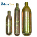 Co2 cartridge for life jacket vest
