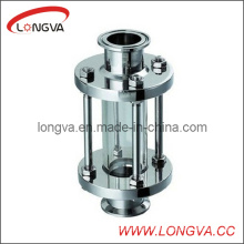 Stainless Steel 304 Triclover Inline Sight Glass
