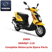 Znen ZN50QT-11D Complete Scooter Spare Part