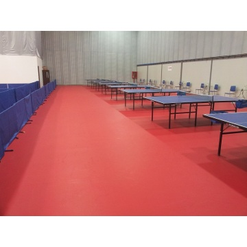 ITTF Bordtennisgolv