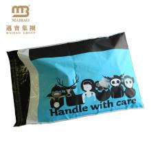 Бесплатный Дизайн Предлагаем Услуги Эко-Чистый Материал Фабрики Китая Изготовленный На Заказ Логос Напечатал Полиэтиленовый Пакет, Мешок