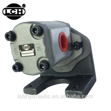 hydraulic 3 stage bidirectional bulldozer gear pump