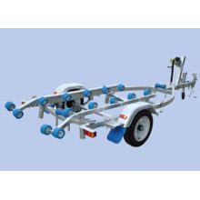 Rib Boats Tralier Carrier, Heavy Boat Trailer