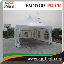 5x10m High quality factory price aluminum tension canopy tent for sale