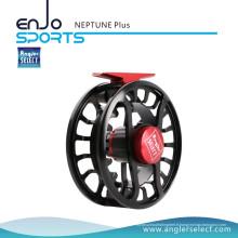 Angler Select Aluminium Fishing Tackle Fly Reel (NEPTUNE Plus 5-6)