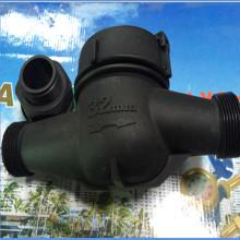 50 milímetros Rotary Vane Roda Dry-Dial Magnet-Drive Medidor de água fria