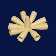 High Purity Alumina Insulator Tig Welding Ceramic Nozzles