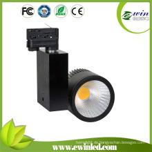 LED-Schienenleuchte 30W mit 18/24/45/60 Grad