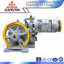Elevator/lift geared traction machine/Elevator Motort/dumbwaiter lift YJF-100K