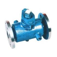 Válvula de tapón engrasado equilibrado a presión con camisa (GABX47F)