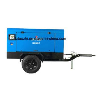 Guter Preis Atlas Copco Liutech 7bar Tragbarer Schraubenkompressor