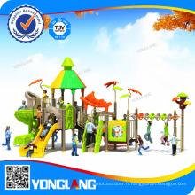 Le certificat CE approuve l'équipement d'aire de jeux extérieur, Yl-L164