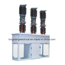 Zw7-40.5 High Voltage Vacuum Circuit Breaker (Outdoor)