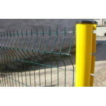 Garden Peach Shaped Post Fence in High Quality