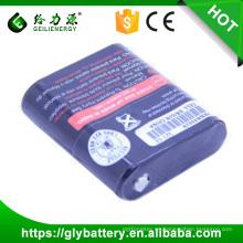 Precio al por mayor 53615 batería recargable de 1650mAh AA 3.6V para el teléfono inalámbrico