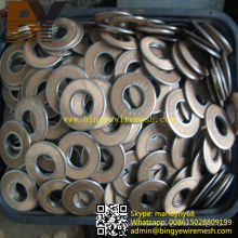 Stainless Steel Annulus Wire Mesh Filter Discs